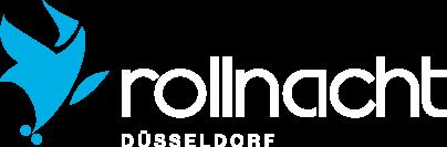 Logo der Rollnacht Düsseldorf